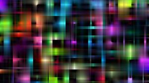 Colorful Digital Art Texture Pattern 4000x3000 Wallpaper