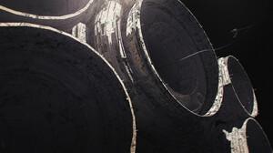 Artwork Space Astronaut Rocket Science Fiction Amir Zand 2700x1485 Wallpaper