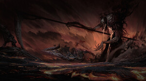 Dark Creature 1920x1080 Wallpaper