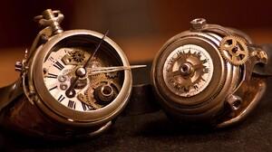 Watch Gears Clockworks Hands Numbers 1920x1080 Wallpaper