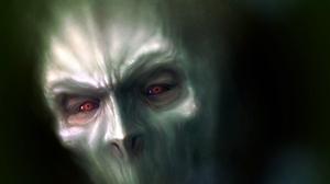 Creepy Eye Face Horror 1920x1200 Wallpaper