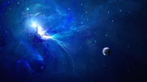 Blue Planet Space 2000x1125 wallpaper