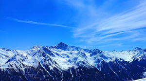 Alps Earth Landscape Mountain Nature Peak Sky Snow 2560x1600 Wallpaper