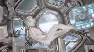 Sci Fi Astronaut 1920x1280 Wallpaper