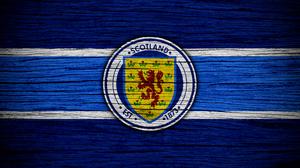 Emblem Logo Scotland Soccer 3840x2400 wallpaper