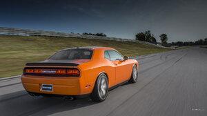 Dodge Challenger Rt Shaker 1920x1080 Wallpaper