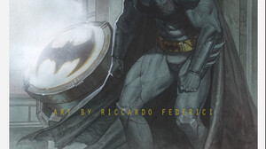Ricardo Federici Artwork Superman Batman DC Comics Comic Art Superhero 1181x1670 Wallpaper