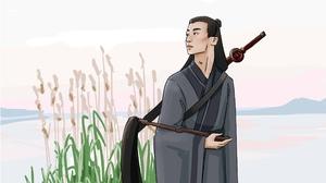 Li Bo Wen Song Lan 2560x2017 Wallpaper