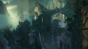 Video Game League Of Legends 2304x1080 Wallpaper