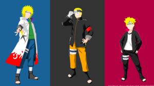 Blonde Boruto Uzumaki Boruto Naruto Next Generations Boy Minato Namikaze Minimalist Naruto Naruto Uz 8000x4500 Wallpaper