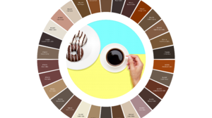 Palette Coffee Donut 4000x3000 Wallpaper