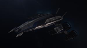 Mass Effect Normandy SR 2 2560x1440 Wallpaper