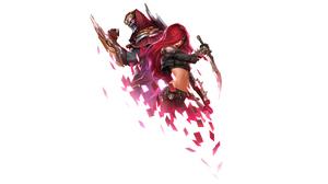 Katarina League Of Legends Zed League Of Legends 2560x1280 Wallpaper