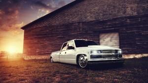 Vehicles Chevy Truck 1920x1080 wallpaper