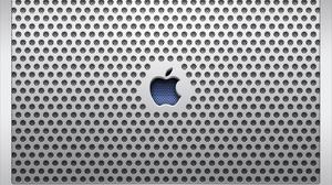 Apple Inc Digital Art Grid Pattern 1440x900 Wallpaper