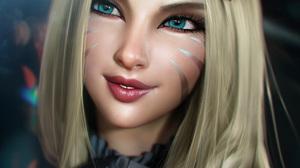 Ahri League Of Legends League Of Legends K DA Video Games Blonde Video Game Girls Fox Girl Video Gam 1934x2639 Wallpaper