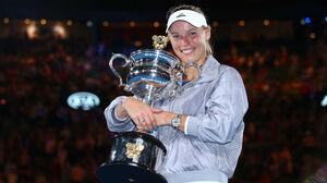 Caroline Wozniacki Danish Tennis 2000x1333 Wallpaper