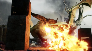 Video Game Dragon Age Inquisition 1365x768 wallpaper