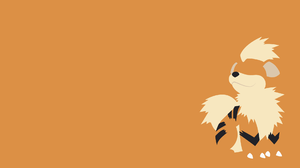 Growlithe Pokemon 1920x1080 Wallpaper