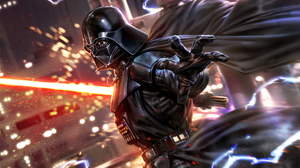 Fan Art Digital Art Star Wars Darth Vader Star Wars Villains 1922x1310 Wallpaper