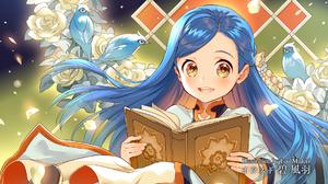 Ascendance Of A Bookworm Honzuki No Gekokujou Shisho Ni Naru Tame Ni Wa Shudan Wo Erandeiraremasen M 1920x1080 wallpaper