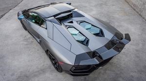 Car Lamborghini Lamborghini Aventador Lamborghini Aventador Zaragoza Edizione Supercar Vehicle 2560x1600 Wallpaper
