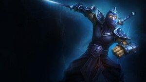 Shen League Of Legends 1440x900 Wallpaper