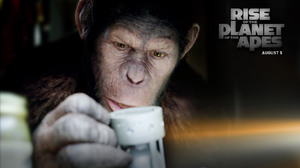 Movie Rise Of The Planet Of The Apes 1680x1050 wallpaper
