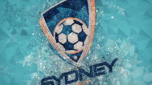 Emblem Logo Soccer Sydney Fc 3840x2400 Wallpaper