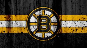 Boston Bruins Emblem Logo Nhl 3840x2400 Wallpaper
