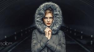 Model Woman 2048x1070 Wallpaper