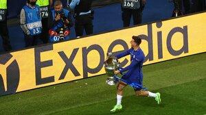 Chelsea FC Champions League Trophy Football Soccer Sport Footballers 2565x1709 Wallpaper