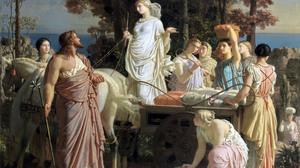 Ulysses And Nausicaa Charles Gleyre Ulysses Roman Mythology Greek Mythology Classic Art Painting 3000x2223 Wallpaper