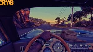 Uplay Far Cry 6 PC Gaming Fargo Sun Hats 3440x1440 Wallpaper