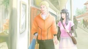 Hinata Hyuga Naruto Uzumaki 3071x2000 wallpaper