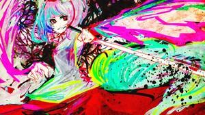 Momiji Inubashiri 2500x1768 Wallpaper