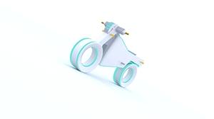 Bike Technology Vehicle 3840x2160 Wallpaper