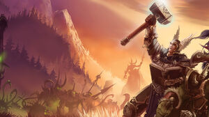 Video Game World Of Warcraft 3197x1167 Wallpaper