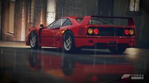 Ferrari F40 Red Cars Pop Up Headlights Car 1920x1080 Wallpaper