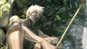 Kakashi Hatake 3575x2055 Wallpaper