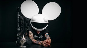 Cat Dj Deadmau5 Tattoo 4732x3000 Wallpaper