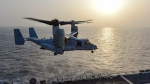 Bell Boeing Bell Boeing V 22 Osprey Aircraft Helicopter Military Marines Navy Tiltrotor 1600x985 Wallpaper