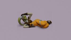 Hera Syndulla Rebel Star Wars Star Wars Star Wars Rebels Twi 039 Lek Star Wars 1861x1052 Wallpaper