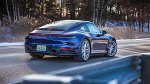 Porsche 911 Carrera 4s 5120x2880 Wallpaper