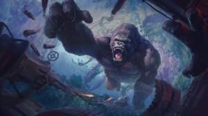 Fantasy King Kong 1920x1138 Wallpaper