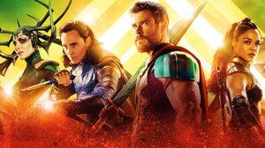 Cate Blanchett Chris Hemsworth Hela Marvel Comics Loki Tessa Thompson Thor Thor Ragnarok Tom Hiddles 4872x2740 Wallpaper