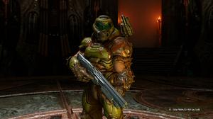 Doom Game DOOM Eternal Video Games Weapon 2560x1440 Wallpaper