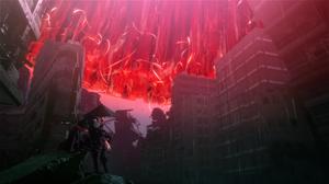 Scarlet Nexus Anime Anime Games Video Games Anime City City Screen Shot Apocalyptic Japan 1920x1080 Wallpaper