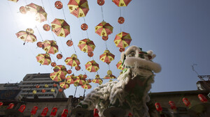 Holiday Chinese New Year 2000x1000 Wallpaper