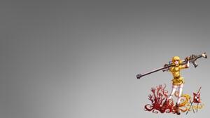 Anime Hellsing Seras Victoria 1440x900 Wallpaper